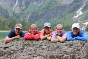 Glacier Favorite of children 024